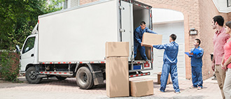residential moving services College Station, TX